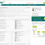 Neues XING Design